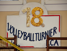 Volleyballturnier 02.01.2016