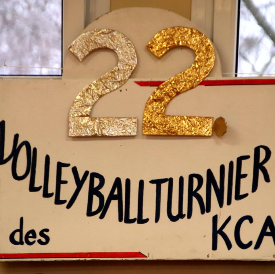 28.12.2019 22. Volleyballturnier
